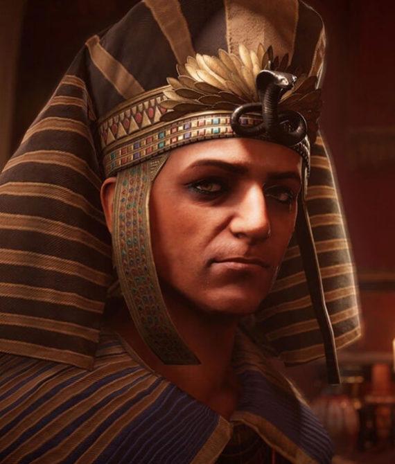 IV. Pharaoh Seath