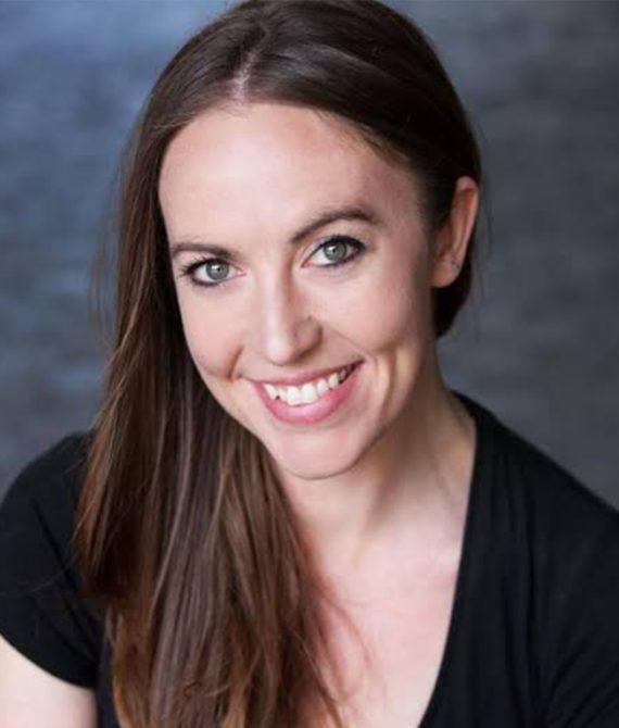 Sara Lynam - Sound Actress