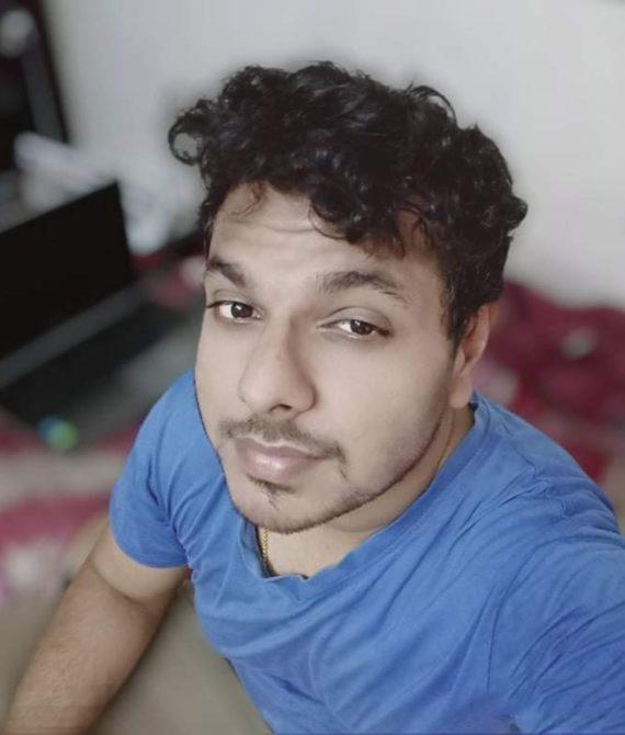 Vishnu Vijayakumar - QA
